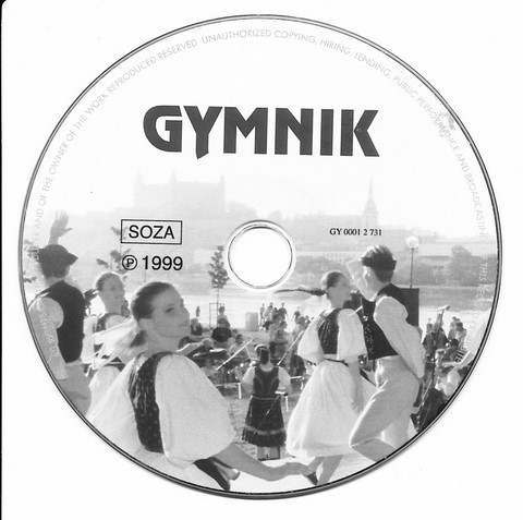 CD GYMNIK